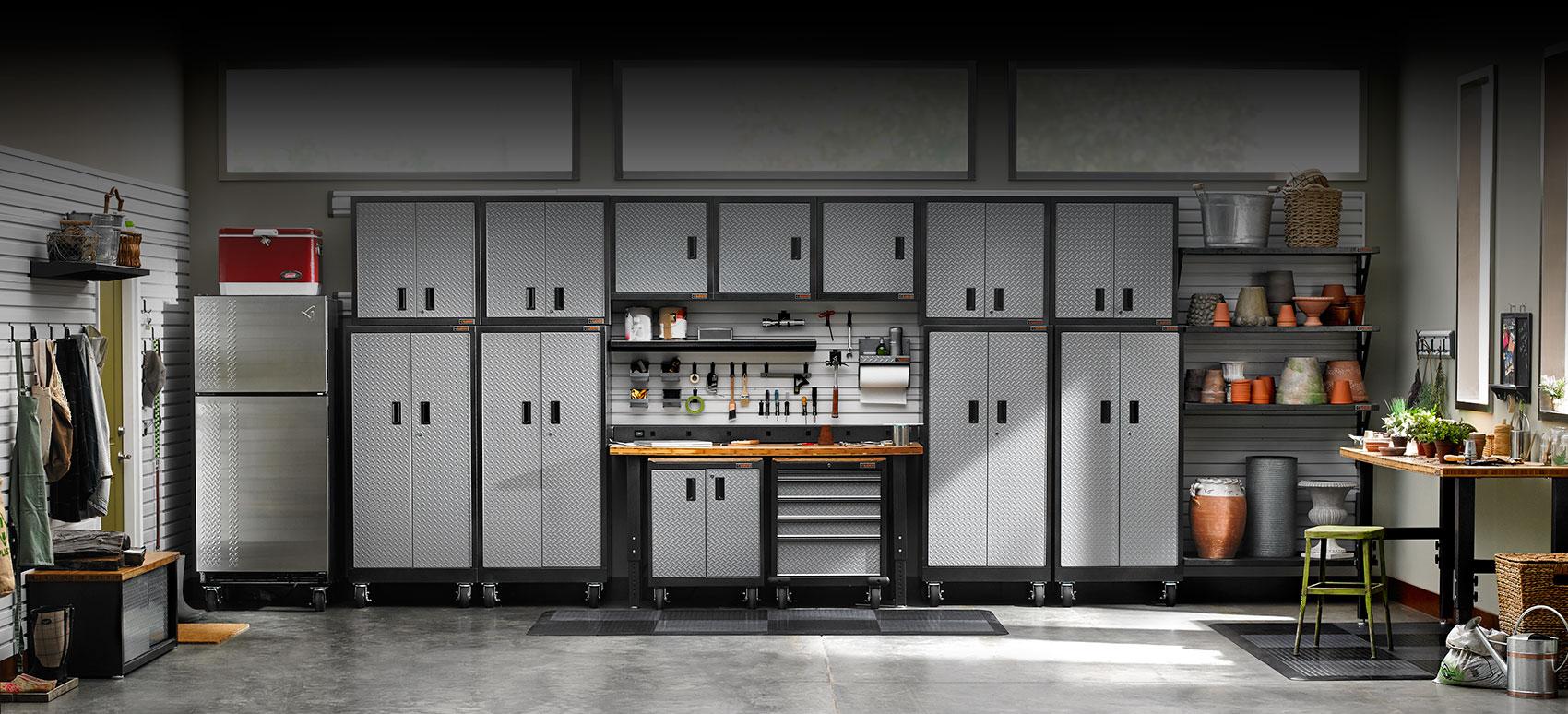 Garage Storage & Organization Las Vegas | Custom Closets Boulder City