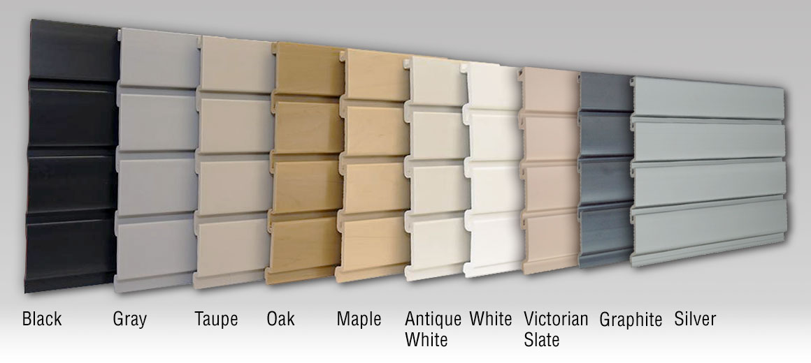 Slatwall Panels by Patriot Planned Spaces