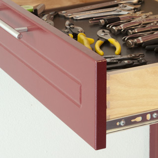 Dovetailed Drawer Boxes by RedLine GarageGear