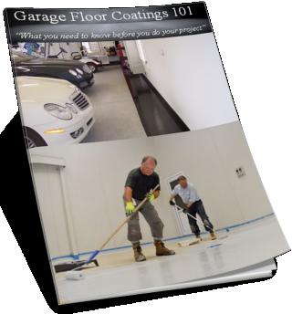 Download Free Garage Floor Coatings 101 Guide by Patriot Planned Spaces