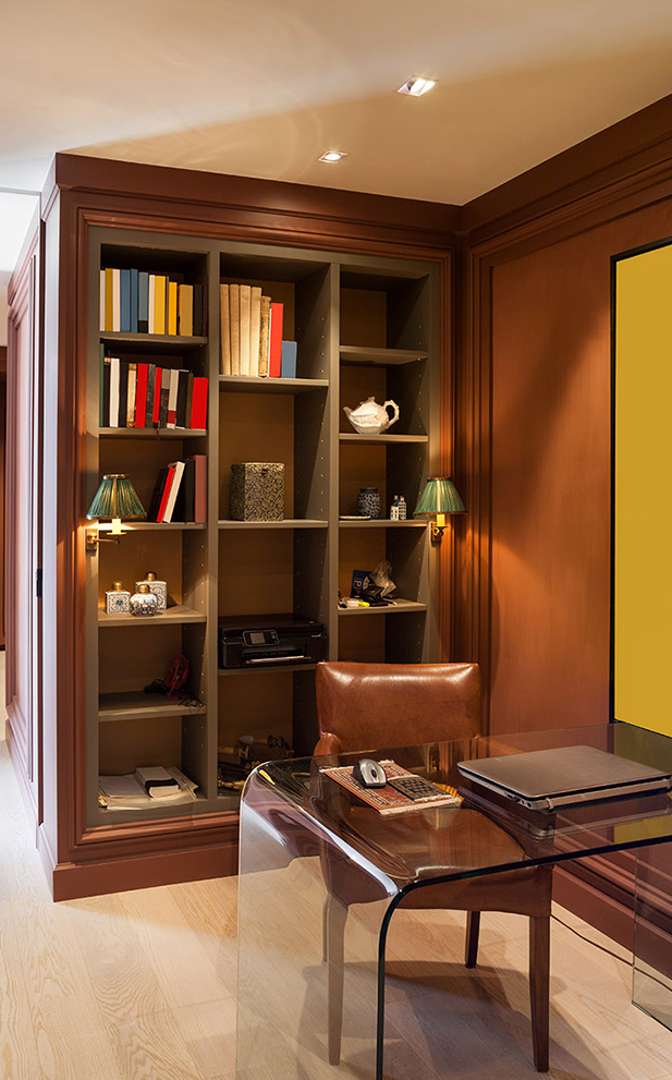 Custom Bookshelves and Bookcases by Patriot Planned Spaces