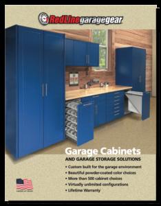 Download Free RedLine GarageGear Catalog from Patriot Planned Spaces
