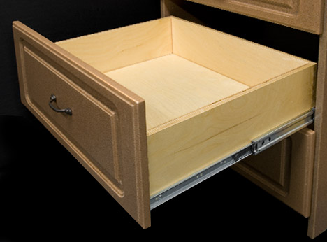 Birch Drawer Style by Patriot Planned Spaces