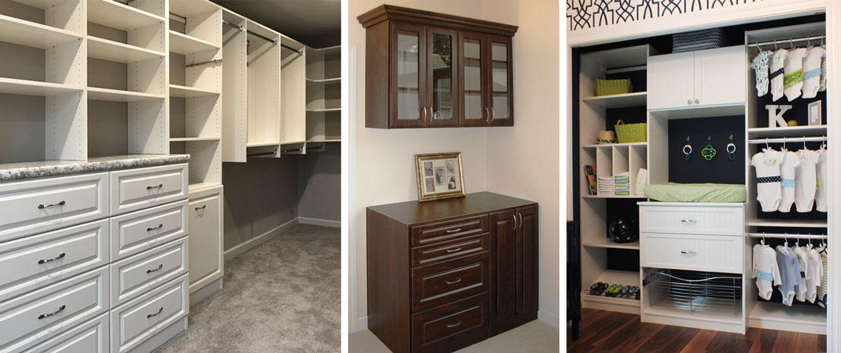 Custom Closets by Patriot Planned Spaces