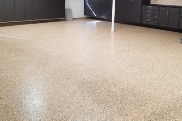 Epoxy Flooring by Patriot Planned Spaces