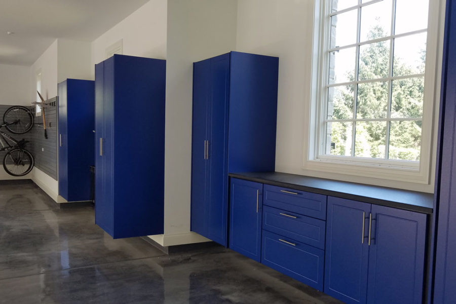 Garage Cabinets by Patriot Planned Spaces