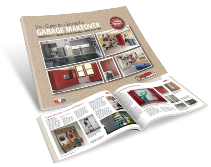 Download Free Garage Makeover Guide by Patriot Planned Spaces
