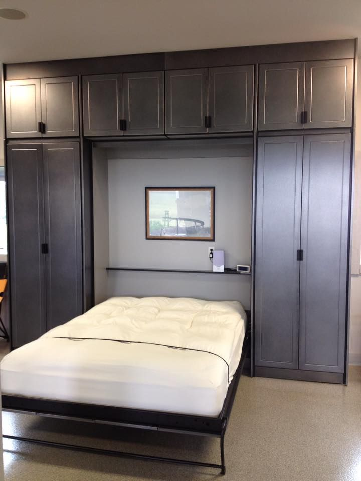 Murphy Beds by Patriot Planned Spaces