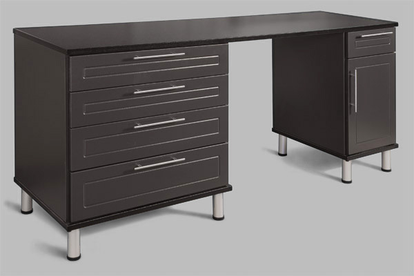 80″ Stationary Workbenches by Patriot Planned Spaces
